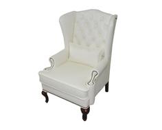 Каминное кресло Скотленд - Акция Иск.кожа Аккорд