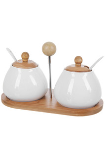Сахарницы, набор 2 пр. Best Home Porcelain