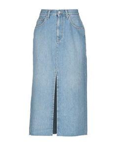 Джинсовая юбка Carhartt