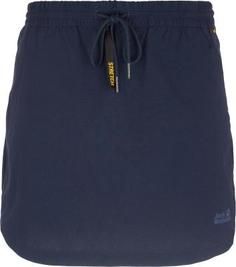 Юбка-шорты женская JACK WOLFSKIN Desert, размер 50