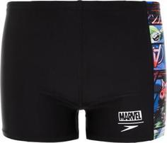 Плавки-шорты для мальчиков Speedo Alv Digi, размер 128