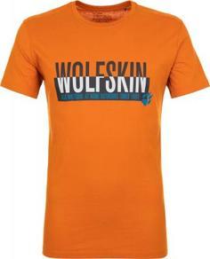 Футболка мужская JACK WOLFSKIN Slogan, размер 58