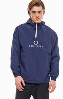 Ветровка-анорак с логотипом бренда Fred Perry