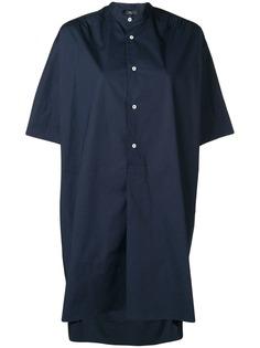 Fay платье-рубашка свободного кроя