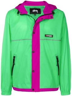 Stussy классическая куртка-дождевик