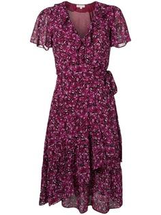 Michael Michael Kors платье с запахом