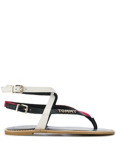 Tommy Hilfiger сандалии с ремешками