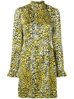 Baum Und Pferdgarten платье с леопардовым принтом