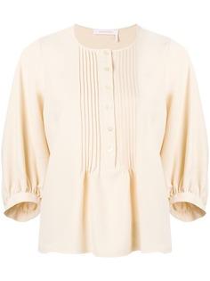 See By Chloé блузка со складками