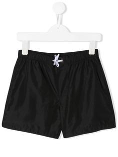 Dolce & Gabbana Kids плавки-шорты с логотипом