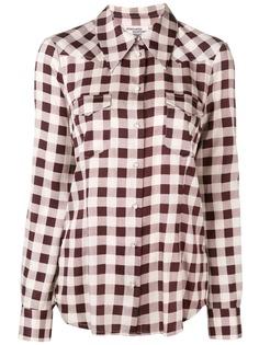 51abb8d50a0 Женские рубашки в клетку – купить рубашку в интернет-магазине