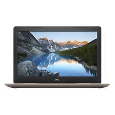 "Ноутбук DELL Inspiron 5570, 15.6"", Intel Core i5 7200U 2.5ГГц, 8Гб, 1000Гб, AMD Radeon 530 - 4096 Мб, DVD-RW, Linux, 5570-3960, золотистый"