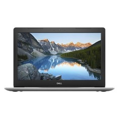 "Ноутбук DELL Inspiron 5570, 15.6"", Intel Core i5 7200U 2.5ГГц, 8Гб, 256Гб SSD, AMD Radeon 530 - 4096 Мб, DVD-RW, Windows 10, 5570-3922, серебристый"