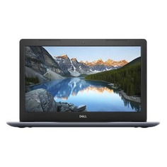 "Ноутбук DELL Inspiron 5570, 15.6"", Intel Core i3 7020U 2.3ГГц, 4Гб, 1000Гб, AMD Radeon 520 - 2048 Мб, DVD-RW, Windows 10, 5570-5324, синий"