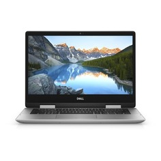 "Ноутбук-трансформер DELL Inspiron 5482, 14"", IPS, Intel Core i5 8265U 1.6ГГц, 8Гб, 256Гб SSD, Intel UHD Graphics 620, Windows 10, 5482-5461, серебристый"