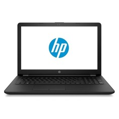 "Ноутбук HP 15-bs165ur, 15.6"", Intel Core i3 5005U 2.0ГГц, 4Гб, 1000Гб, Intel HD Graphics 5500, Free DOS, 4UK91EA, черный"