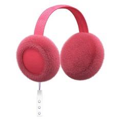 Наушники HIPER Sound, Bluetooth, накладные, розовый