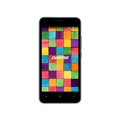 Смартфон DIGMA Argo 3G 8Gb, LINX, синий