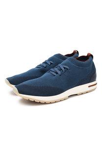 Текстильные кроссовки 360 Lp Walk Loro Piana