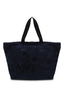 Пляжная сумка из хлопка Vilebrequin
