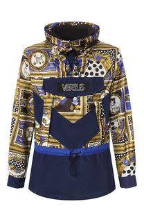 Анорак с капюшоном Versus Versace