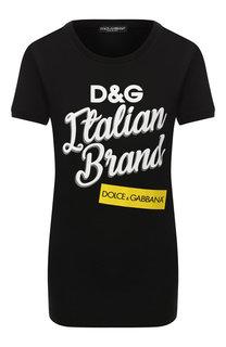 Категория: Футболки однотонные Dolce & Gabbana
