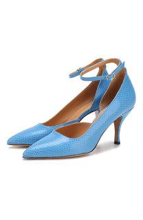 Кожаные туфли Dries Van Noten