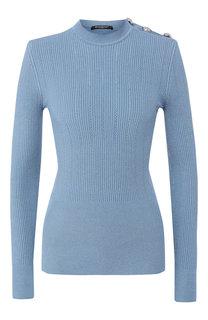 Пуловер из вискозы Balmain