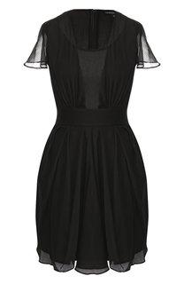 Приталенное платье Emporio Armani
