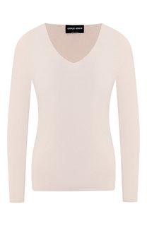 Пуловер из вискозы Giorgio Armani