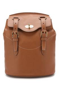 Рюкзак из кожи Ralph Lauren
