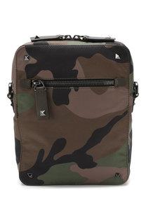 Текстильная сумка-планшет Valentino Garavani Valentino