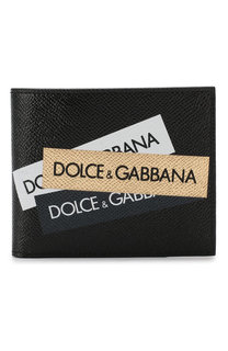Кожаное портмоне Dolce & Gabbana