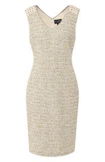 Твидовое платье St. John