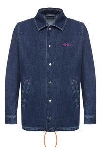Джинсовая куртка Kenzo