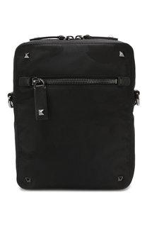 Текстильная сумка-планшет Valentino Garavani Jacquard Camouflage Valentino