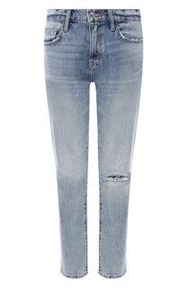 Укороченные джинсы Current/Elliott
