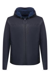 Кожаная двусторонняя куртка Loro Piana