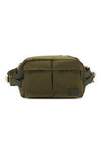 Текстильная поясная сумка Sacai