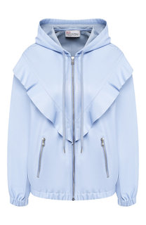 Кожаная куртка REDVALENTINO