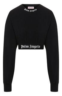 Хлопковый топ Palm Angels