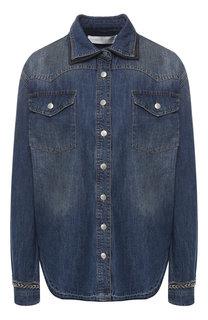Джинсовая рубашка Victoria, Victoria Beckham