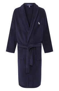 Хлопковый халат Ralph Lauren