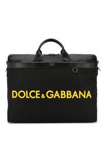 Комбинированная дорожная сумка Street Dolce & Gabbana