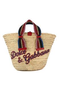 Сумка-шоппер Kendra Dolce & Gabbana