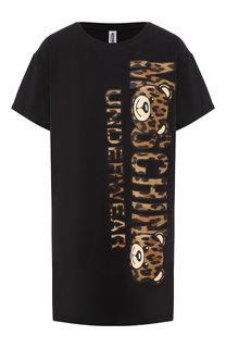 Хлопковая сорочка Moschino