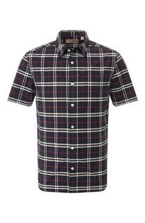 Хлопковая рубашка Burberry