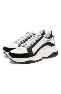 Комбинированные кроссовки Dsquared2