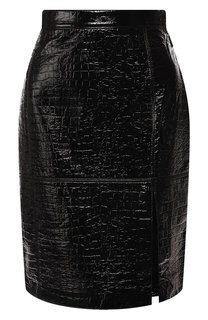 Юбка с разрезом MSGM