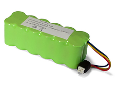 Пылесос-робот Аккумулятор TopON TOP-SASR для Samsung Navibot SR8750 / SR8845 / SR8895 Silencio / VCR 8855 / VC-RL84V Series. 14.4V 3000mAh Ni-MH. PN: VCA-RBT20 VR10ATBATGY/SW AP5579205 101288